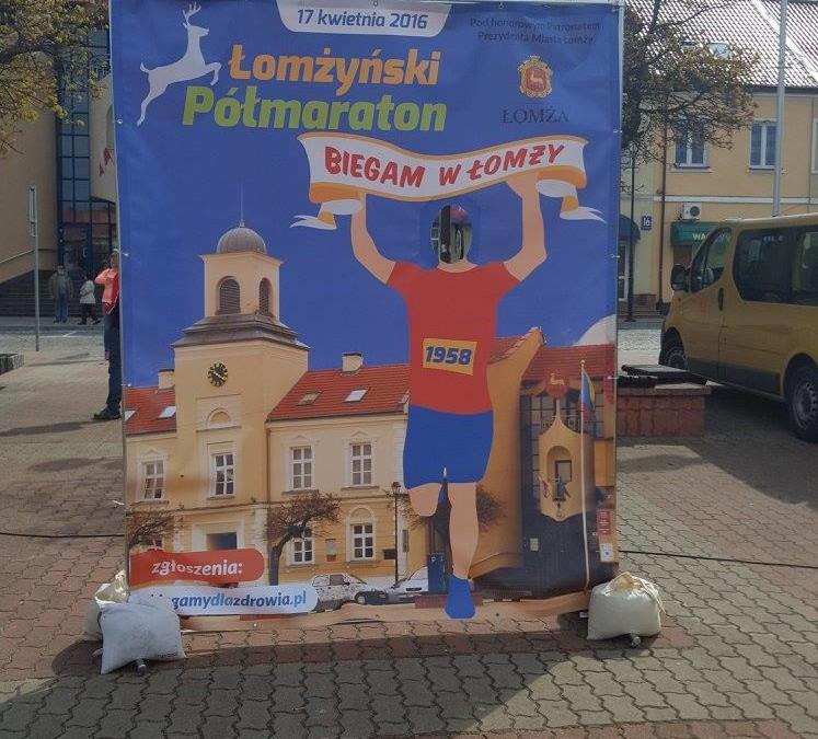 VI Półmaraton Łomża 2016r.