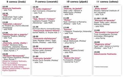 29.Międzynarodowy Festiwal Teatralny Walizka