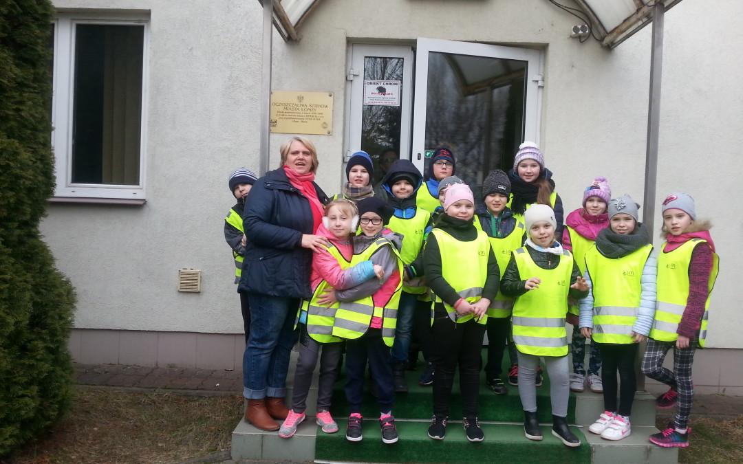 Wycieczka Szkoły Podstawowej w Piątnicy.